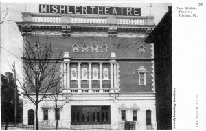 PA-Altoona-Pennsylvania-Mishler-Theatre-vintage-postcard-photo